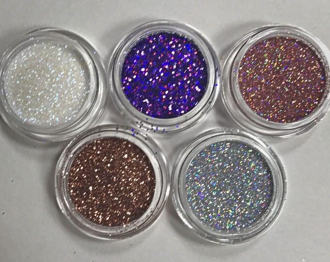Loose FINE Cosmetic Grade Glitter