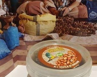 Moroccan Beldi Black Soap Savon Noir Argan Oil 250g