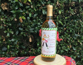 Personalized Wine Wrappers, This wine pairs well with....