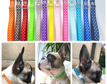Allbreeds puppy whelping ID band collars