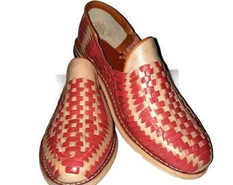 El Huarachero, Mexican Huaraches authentic leather, vaqueta, cowhide, Huaraches Mexicanos, Mexican sandals, huaraches