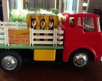 Ol' MacDonald's Farm Truck