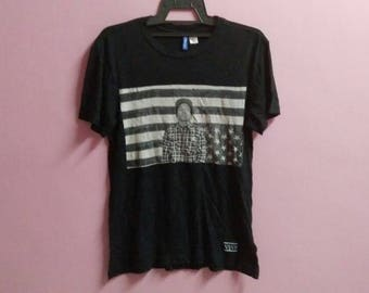 Rare H&M Asap rocky VSVP rocky tee shirt medium size