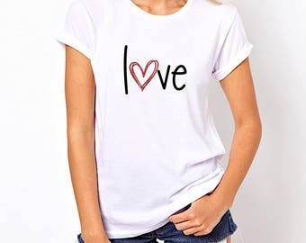 Love Tee - Adult/Kids/Infants