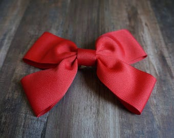 The Big Red Bow