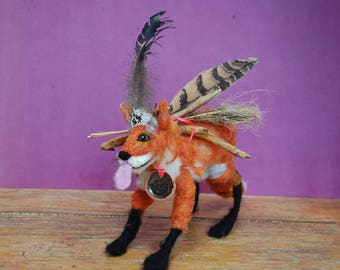 Animals/Artifacts Red Fox