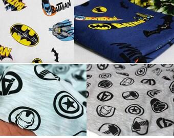batman knit fabric/hero iron man knit fabric/boy batman knit fabric/marvel knit fabric/batman boys knit fabric/baby boy knit fabric/child