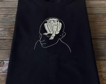 Emo T Shirt Cool Alternative Fashion Internal Gremlin T Shirt
