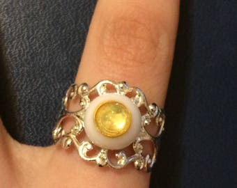 Golden Seer Ring