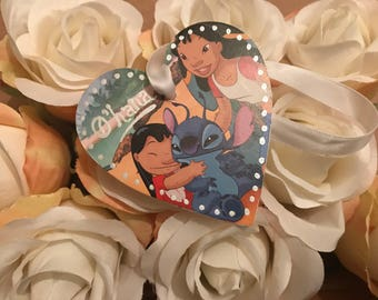 Disney Valentine Heart