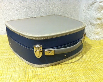 Vintage suitcase, small luggage storage for all kinds of