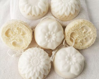 Double Butter Loofah Soap