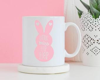 Kids easter gift etsy little miss hip hop mug funny mug gifts for him novelty mug negle Choice Image