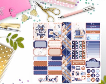Be Positive | Personal/Mini Kit | Planner Stickers