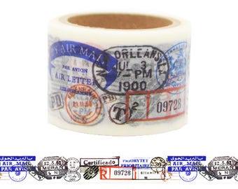 Stamp Collection Washi Tape