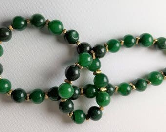 "Green Gemstones, New 'Jade"""