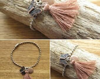 Bracelet ball chain ball chain 16419