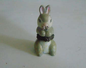 Tiny Bunny with added trinket  a trinket box