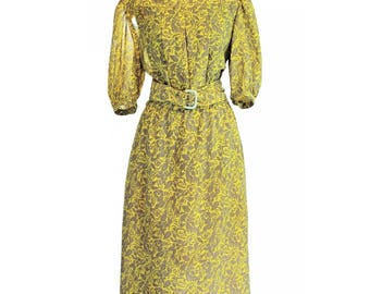 1940's Style Day Dress