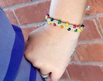 Colorful Bracelets