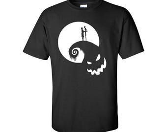 PeekaBoogie Glow In The Dark T-Shirt | The Nightmare Before Christmas