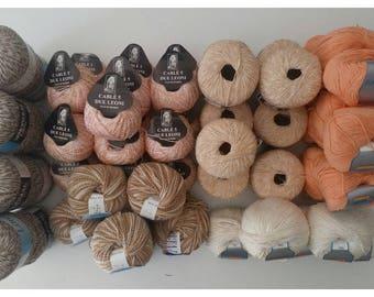 1139-Cotton Mix YARN LOT