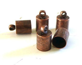 10 tips rope metal copper stick diameter 5.5 mm