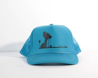 Vintage Freedom Artists trucker style hat