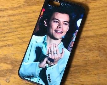 HARRY STYLES Custom Phone Case-NEW!! 2017/2018 Handsome Harry-iphone cases!