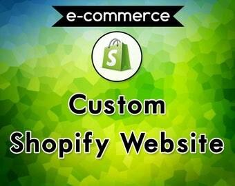 Custom Shopify Website, Shopify website, Shopify theme, Shopify Template, Shopify setup, Shopify design, Ecommerce Shopify, Shopify store