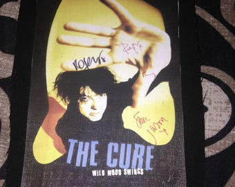 The Cure Patch