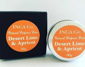 Desert Lime & Apricot
