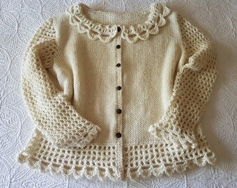 Lovely Lacey Cardigan