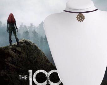 Lexa Headpiece Choker - The 100