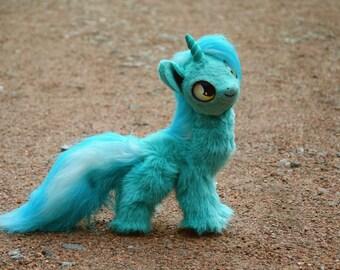 My little pony Lyra