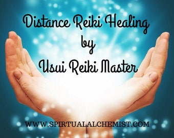 Distance Reiki Healing with Digital Email summary of Chakras and findings by Reiki Master