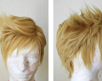 Made To Order: Prompto Argentum Final Fantasy XV FFXV wig cosplay