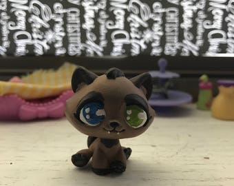 LPS Custom Brown Bon Bon Cat
