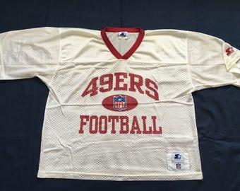 Vintage San Francisco 49ers jersey-large