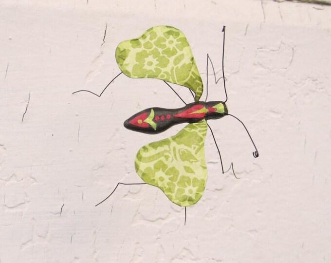 Green Garden Moth
