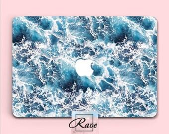 Ocean case MacBook pro case 13 MacBook 11 inch case Custom cover MacBook 12 case hard MacBook waves MacBook retina case MacBook air case 15
