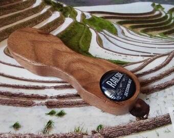 Handmade Walnut Bottle Opener