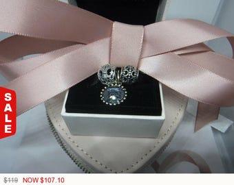 Authentic Pandora Charms Three Charm Gift Set Christmas Gift