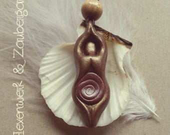 "Goddess necklace ""Venus"""