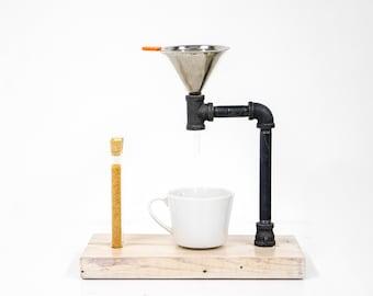 Pour Over- Pour Over Stand- Pour Over Coffee- Drip Coffee Maker- Drip Coffee Maker- Coffee Gift- Coffee Mug- Housewarming gift- Hostess
