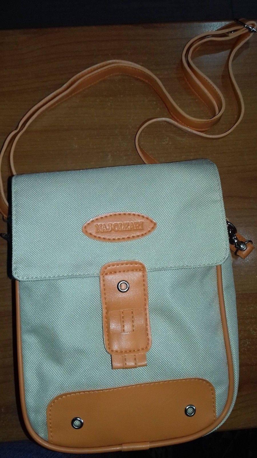 e5086c6221cd Vintage 90s NAJ - OLEARI Handbag Shoulder bag bags   purses Shoulder Bag