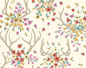ENCHANTED DEARSTELLADESIGN patchwork fabric - 431
