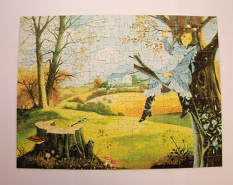 Vintage jigsaw puzzle 'What Katy Did' 1980's