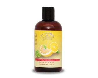 Citrus Bliss Face & Body Wash