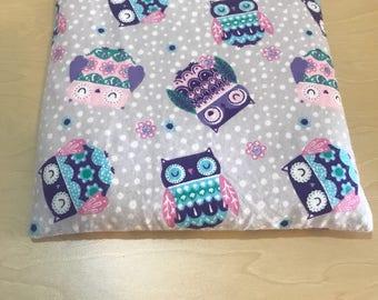 Owl rice pillow